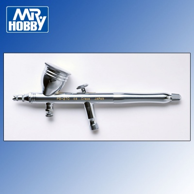Mr Procon Boy FWA Platinium Double Action Airbrush 0.2mm Nozzle Mr Hobby