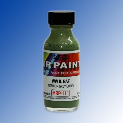 MRP-111 WWII RAF Interior Grey Green 30ml