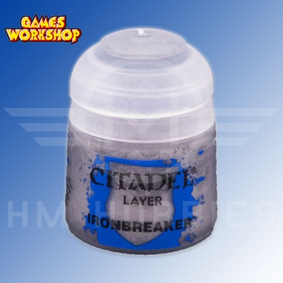 Ironbreaker Citadel Layer Paint Games Workshop 12ml