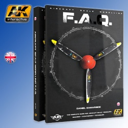 Aircraft Scale Modelling F.A.Q. Air Series AK Interactive