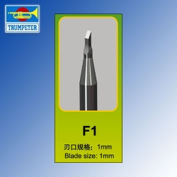 F1 Model Chisel Trumpeter Tools