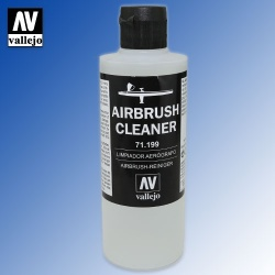 Airbrush Cleaner 200ml Vallejo