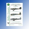 ED48004 - 1:48 Luftwaffe Ground Attackers vol.1 - Ju 87 D-3, Hs 129, Fw 190F-8 EXITO DECALS
