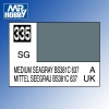 C-335 Medium Seagray BS381C 637 10ml