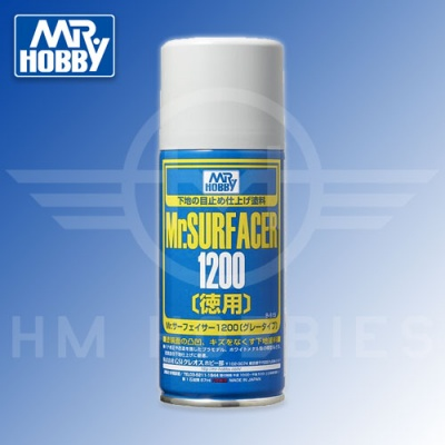 Mr Surfacer 1200 Spray 170ml