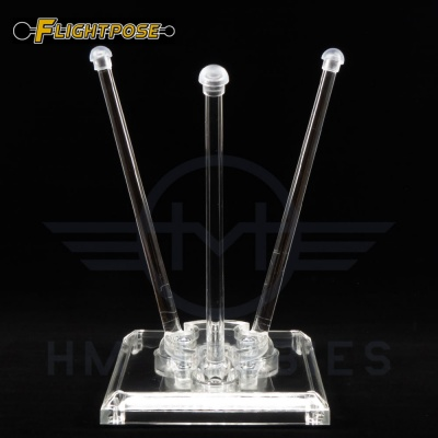 6'' Adjustable Display (work base) Stand FlightPose