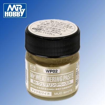 Mr Weathering Paste Mud White 40ml