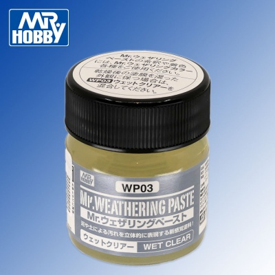Mr Weathering Wet Clear 40ml