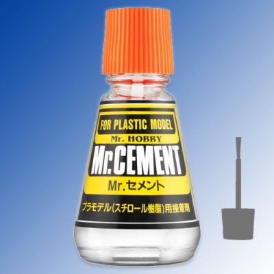 Mr Cement - standard glue for plastic 25ml