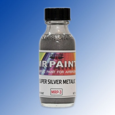 MRP-003 Super Silver Metallic 30ml