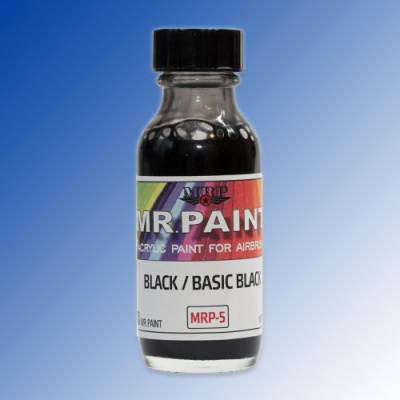 MRP-005 Basic Black 30ml