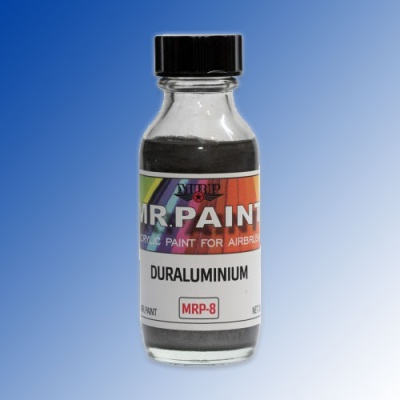 MRP-008 Duraluminium Metallic 30ml