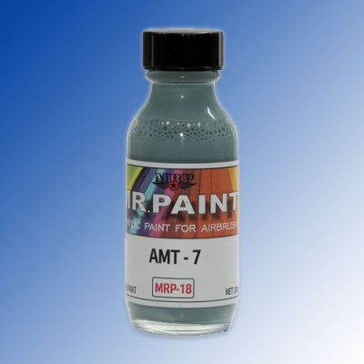 MRP-018 AMT-7 Grey Blue 30ml