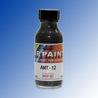 MRP-020 AMT-12 Dark Grey 30ml