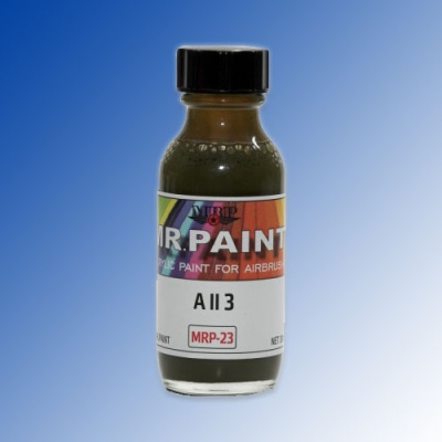 MRP-023 A II 3 Green 30ml