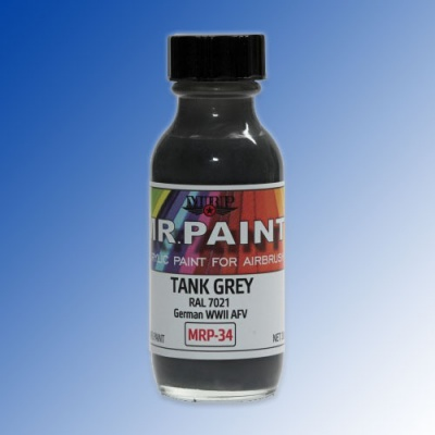 MRP-034 Tank Grey RAL7021 30ml