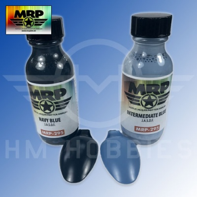 MRP-295 J.A.S.D.F. Navy Blue & Intermediate Blue (set of 2) 2x30ml