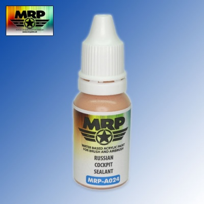 MRP-A024 Russian Cockpit Sealant AQUA 17ml