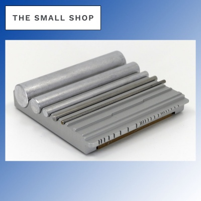 59mm Mini Model Photo Etch Bending Tool Blade Set By Small Shop UK