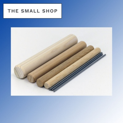 Photoetch Extended Roller Set Use with Brass Assist The Small Shop