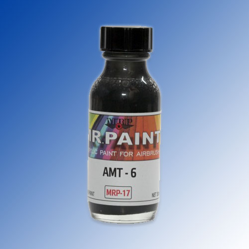 MRP-017 AMT-6 Black 30ml
