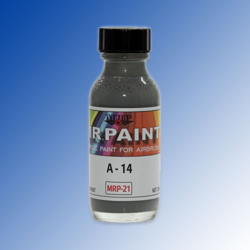 MRP-021 A-14 Faded Grey 30ml