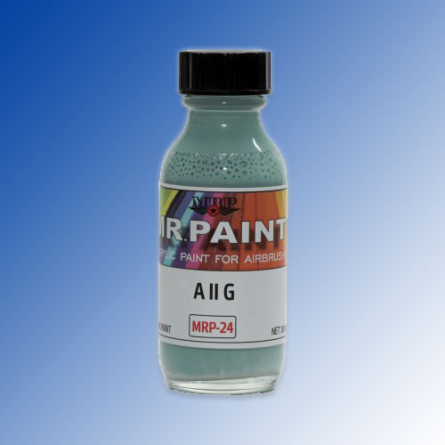 MRP-024 A II G Light Blue 30ml