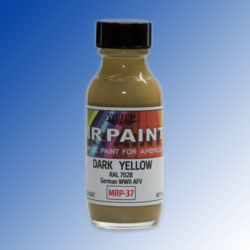 MRP-037 Dark Yellow RAL7028 30ml