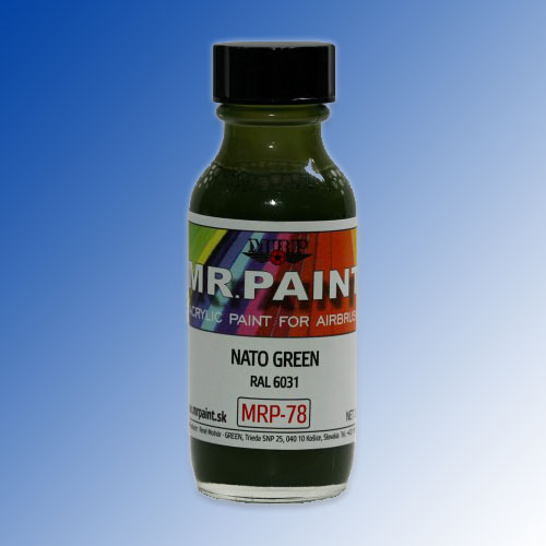 MRP-078 NATO Green RAL6031 30ml