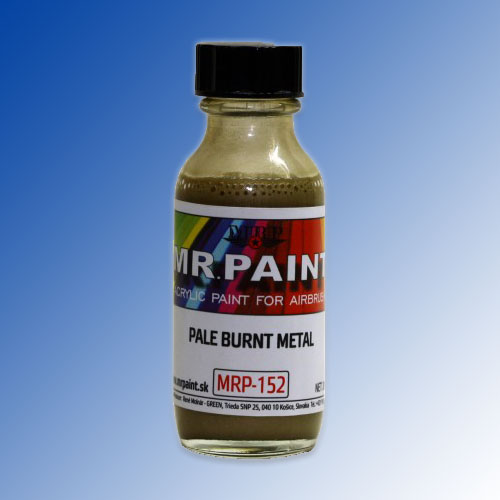 MRP-152 Pale Burnt Metal 30ml