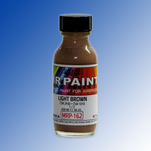 MRP-162 Light Brown CSN 2430 / CSN 1010 30ml