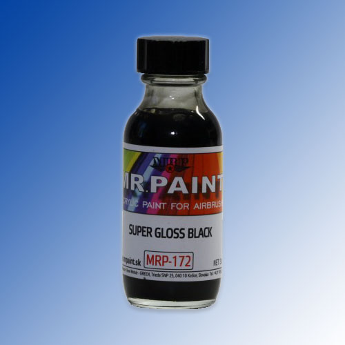 MRP-172 Super Gloss Black 30ml