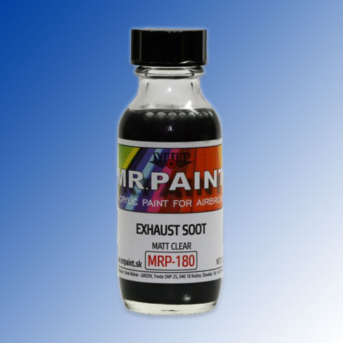 MRP-180 Exhaust Soot 30ml