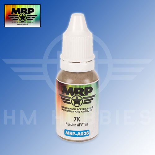 MRP-A028 7K Russian AFV Tan AQUA 17ml