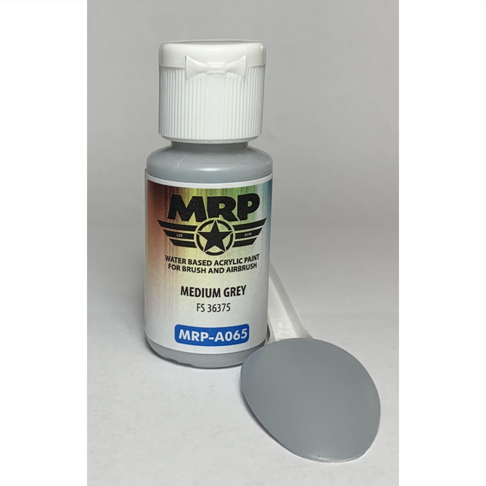 MRP-A065 Medium Grey FS36375 AQUA 17ml