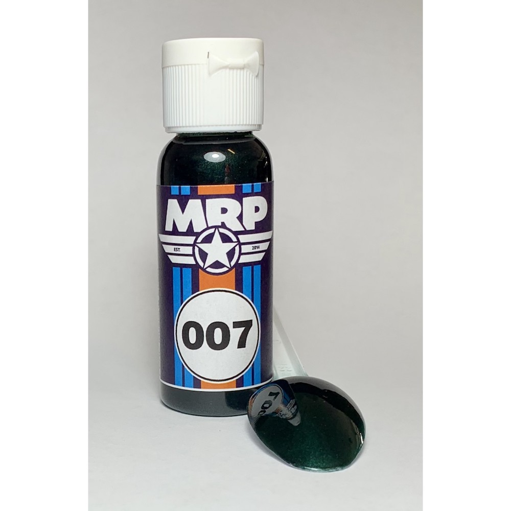 MRP-C007 Highland Green - Ford Mustang Bullit 30ml
