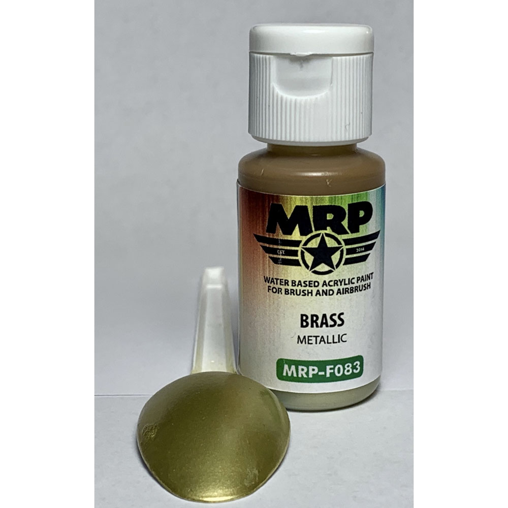 MRP-F083 Brass Metallic AQUA FIGURE 17ml