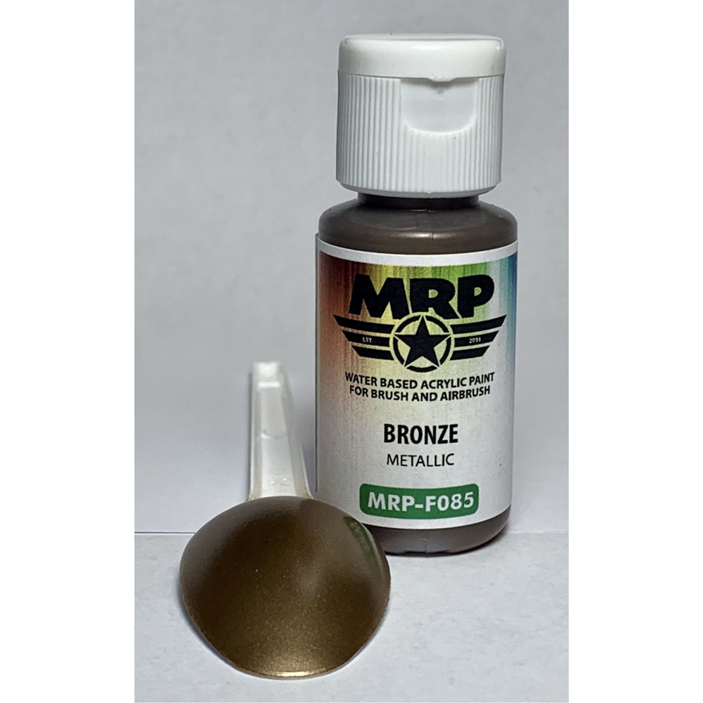 MRP-F085 Bronze Metallic AQUA FIGURE 17ml