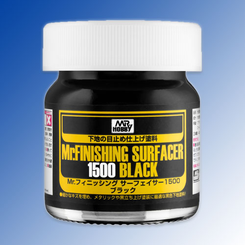 Mr Finishing Surfacer 1500 Black 40ml