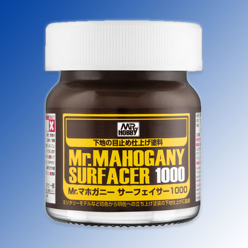 Mr Mahogany Surfacer 1000 40ml