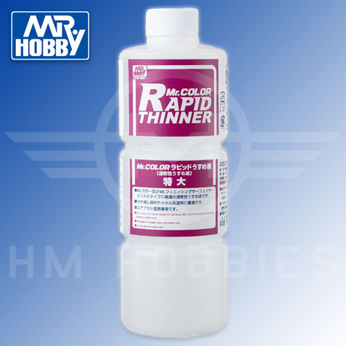 Mr Rapid Thinner 400ml