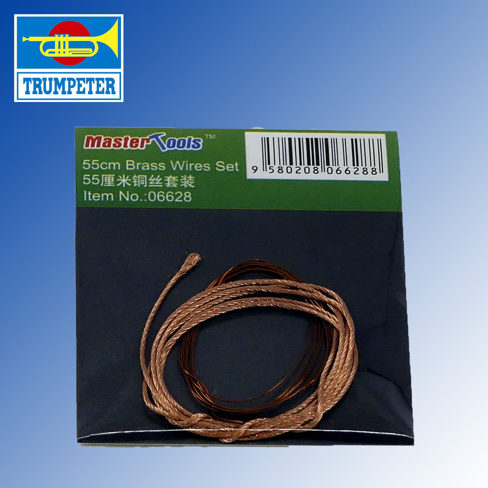 55cm Brass Wire Set Trumpeter Tools