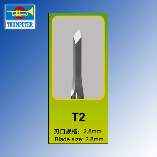 T2 Model Chisel Trumpeter Tools