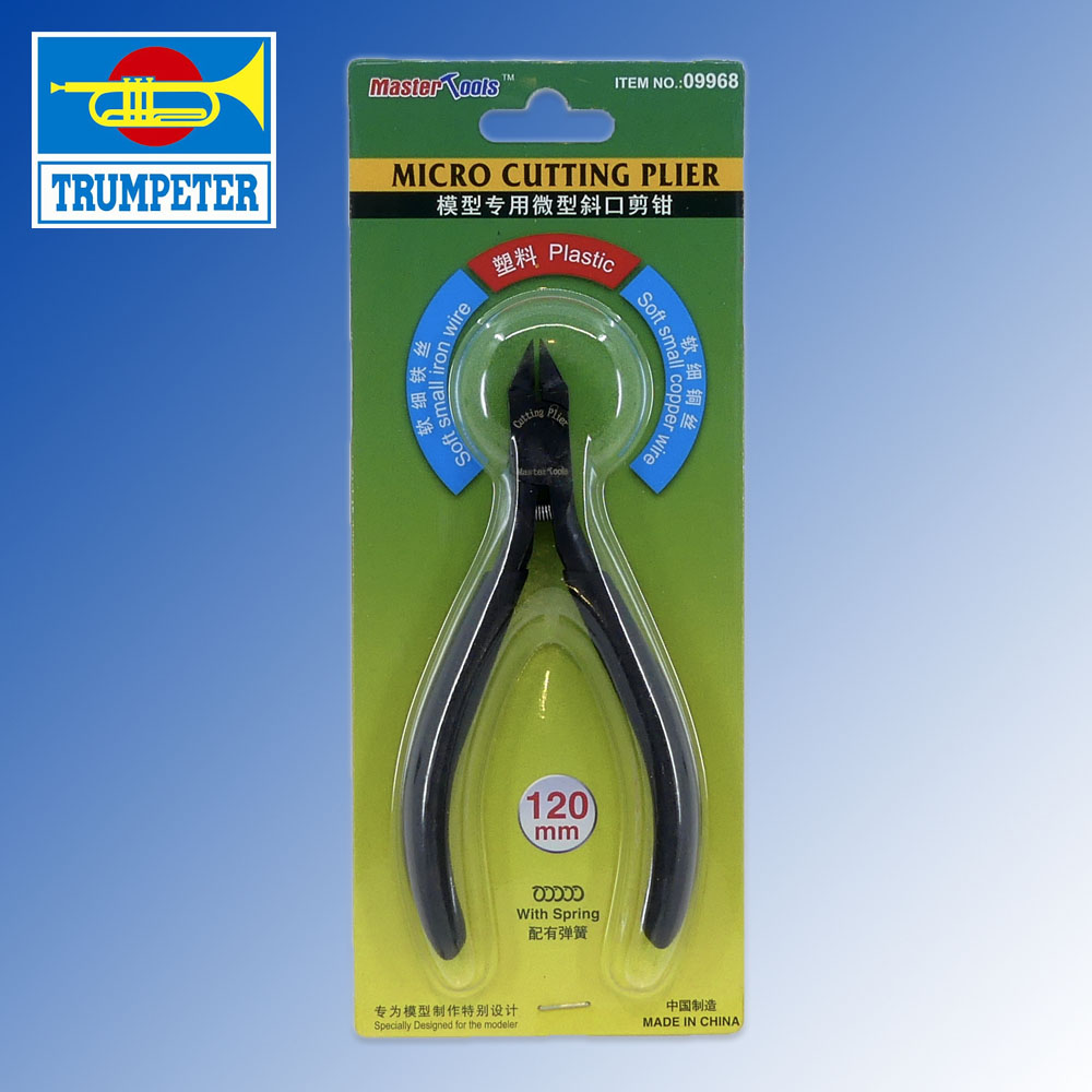 Micro Cutting Pliers Trumpeter Tools