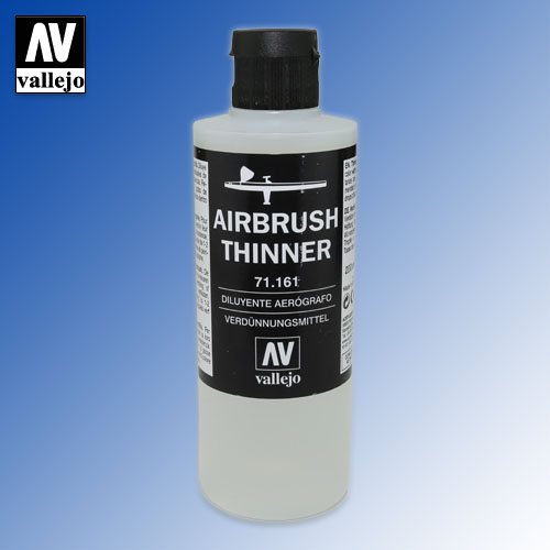 Airbrush Thinner 200ml Vallejo