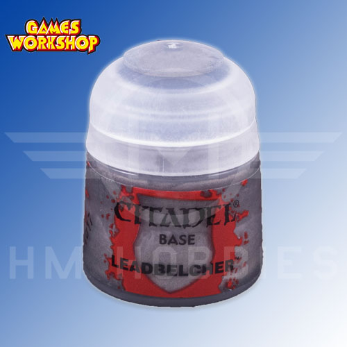 Leadbelcher Citadel Base Paint Games Workshop 12ml