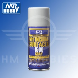 Mr Finishing Surfacer 1500 Gray Spray 170ml